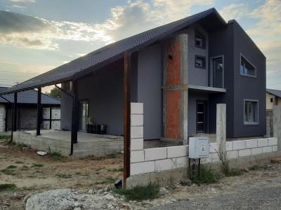 COMISION 0 - Vila P+1, Cartier DEALUL CU TEI, comuna Doicesti, jud. Dambovita